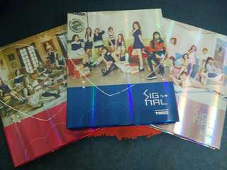 [Promo] TWICE 4th Mini Album, Signal Unsealed