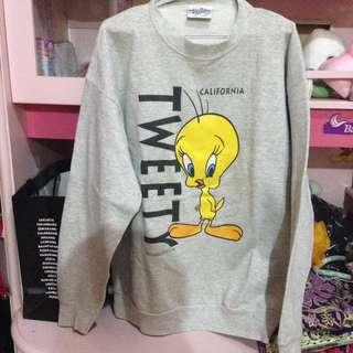 [VELVA SHEEN] Grey Sweater