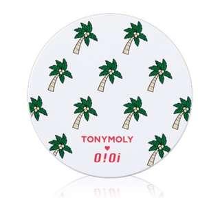 TONY MOLY The White Tea Mild Sun Cushion [oioi Edition]