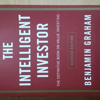 Brand New The Intelligent Investor By Benjamin Graham
