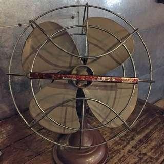 美國西屋古董風扇
