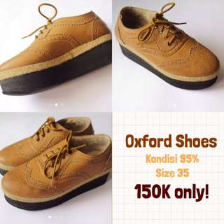 Oxford Shoes