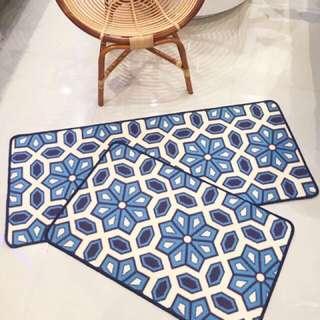 In Stock , anti slip , rug, floor mat, kitchen mat