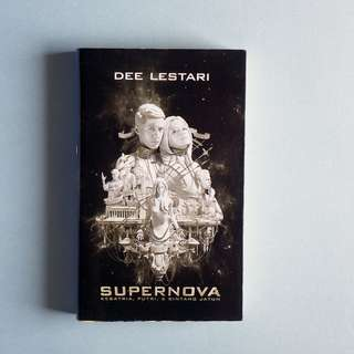 Supernova Dee Lestari