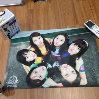 GFRIEND LOL OFFICIAL POSTER