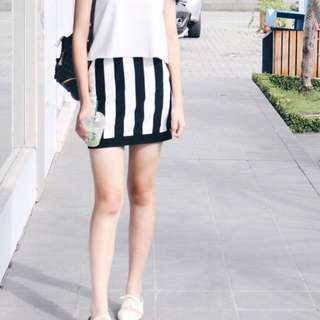 Stripes Skirts