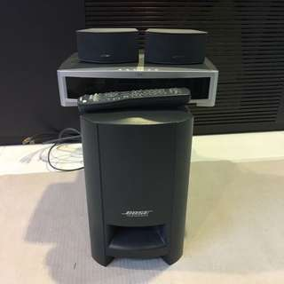 Bose Lifestyle 3-2-1 Series 2 Home Entertainment System