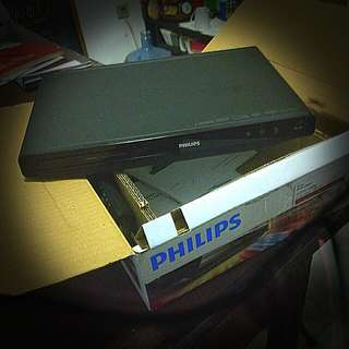 DVD Player PHILIPS (HDMI)