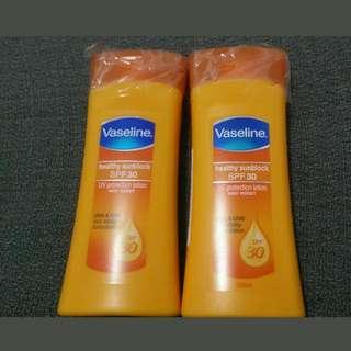 Vaseline - Healthy Sunblock SPF 30 (100ml)