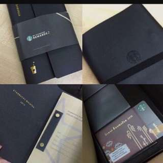 Starbucks Card Album
