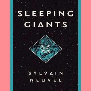 Sleeping Giants By Sylvain Neuvel (ebook)