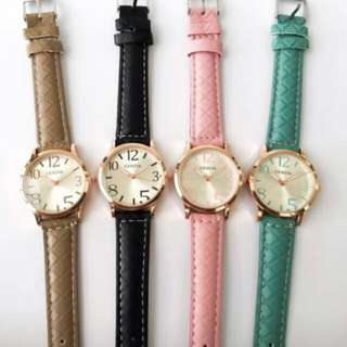 Ganeva Numeric Wristwatch