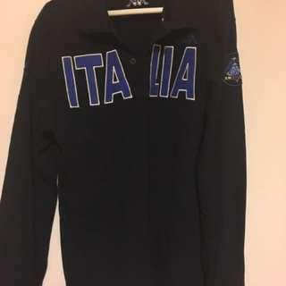 Long Sleeve Kappa ITALIA Polo