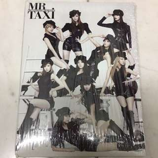 (Korea Imported) SNSD Mr.Taxi Album