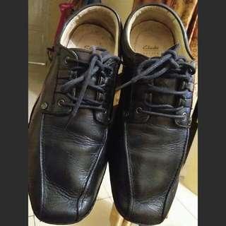 Clarks Full Leather