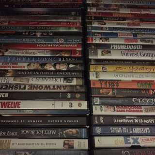 100 DVD Collection