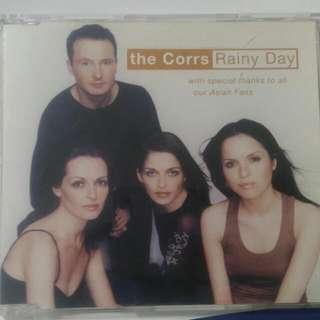 The Corrs - Rainy Day music CD single