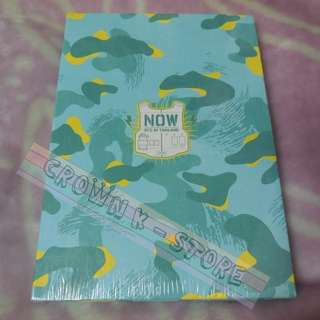 [LAST 1PC][OFFICIAL ULTRA RARE ITEM][READY STOCK LAST PC]BTS KOREA 1ST PHOTOBOOK<NOW-BTS IN THAILAND>250PAGES PHOTOBOOK+1DVD+3PC POSTCARD+1PC MINI POSTER(SEALED)(PLEASE READ DETAILS FOR MORE INFO)