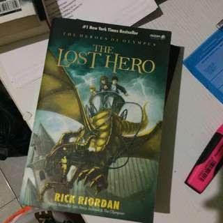 THE LOST HERO RICK RIORDAN