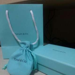 Tiffany & Co. Jewlery Box & Bag