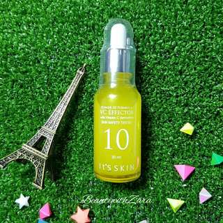 Authentic It's Skin Power 10 Formula VC Effector