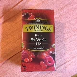 Twinings 唐寧茶 莓果茶
