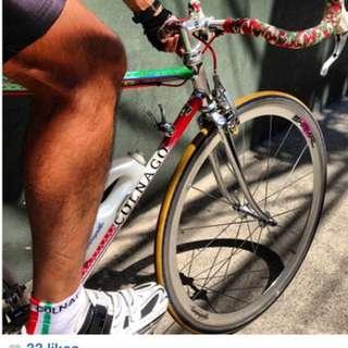 cinelli Camo Splash Bartape For Colnago Steel Vintage Pinarello De Rosa Merckx Bianchi