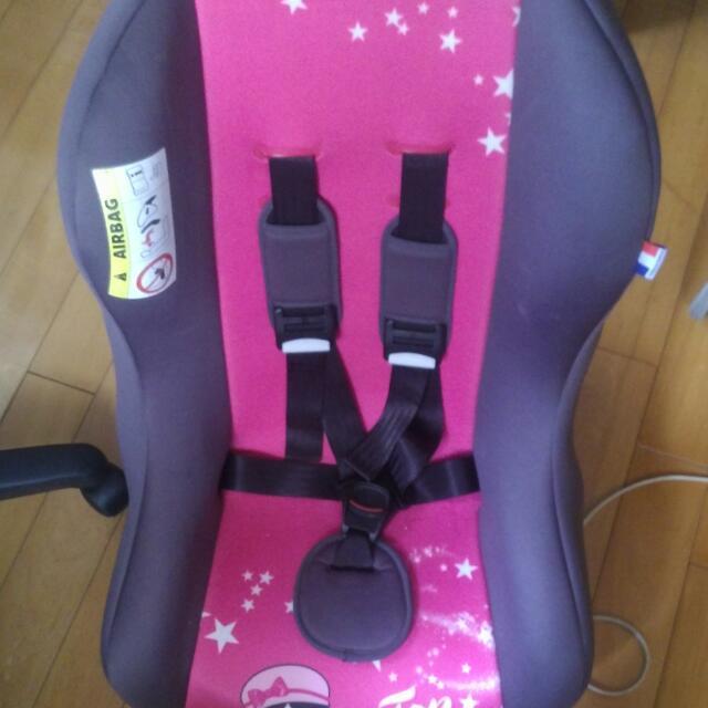 法國原裝進口寶寶汽車安全坐椅
