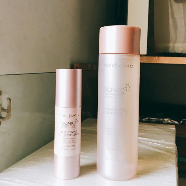 克萊麗洗臉機-美白保養組 美白 洗臉機