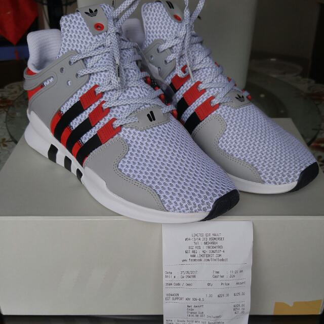more photos 45ec4 1a6c0 Adidas EQT Support ADV Overkill Consortium