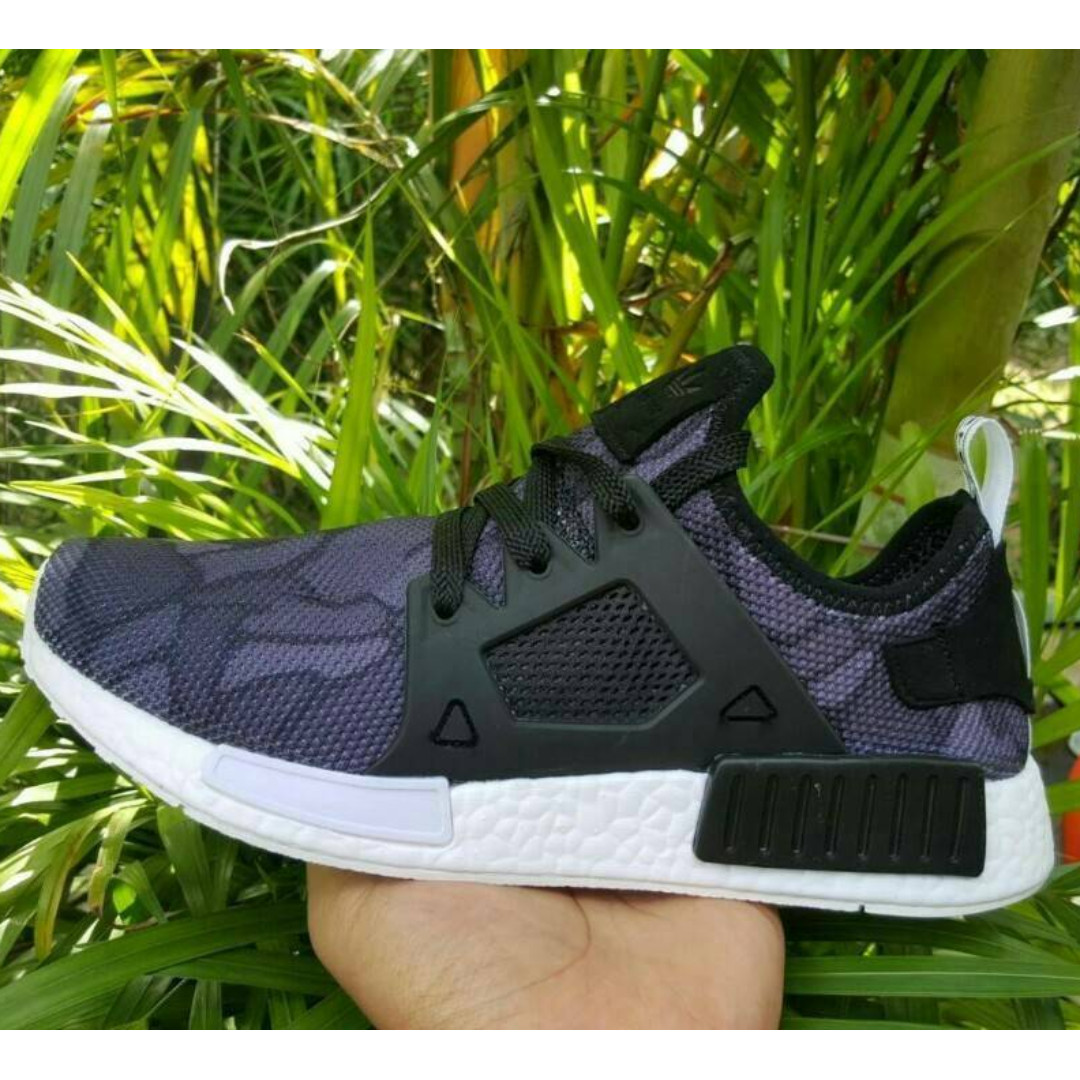 "Adidas NMD XR1 ""Duck Camo"" - Premium Quality"