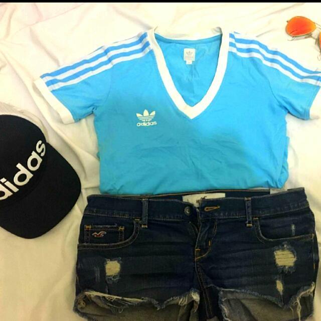 Adidas top (Authentic)