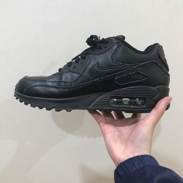 Air Max 90s- All Black