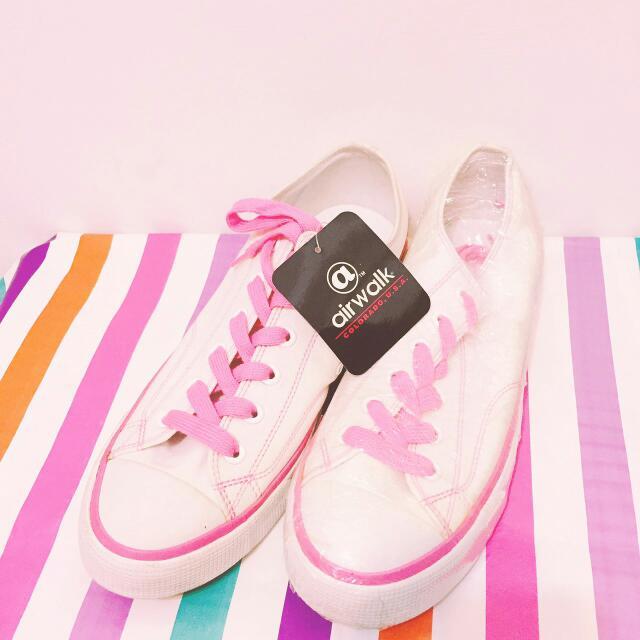 Air Walk 帆布鞋(男)