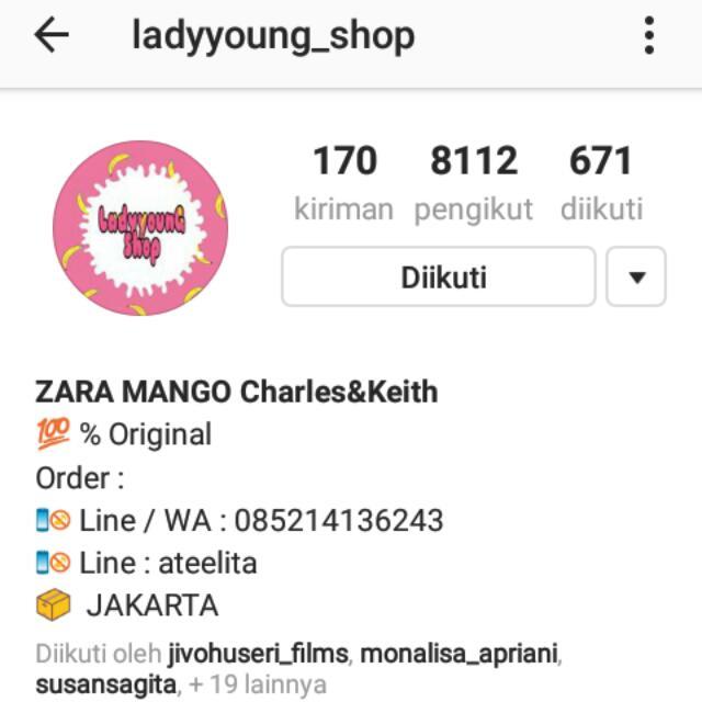 Akun Instagram 8000+ Follower