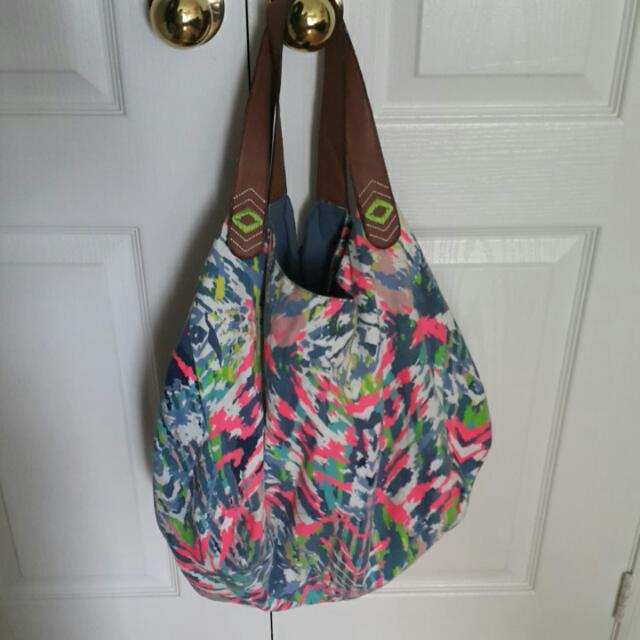 •American Eagle Outfitters• AEO• Colorful Print Bag