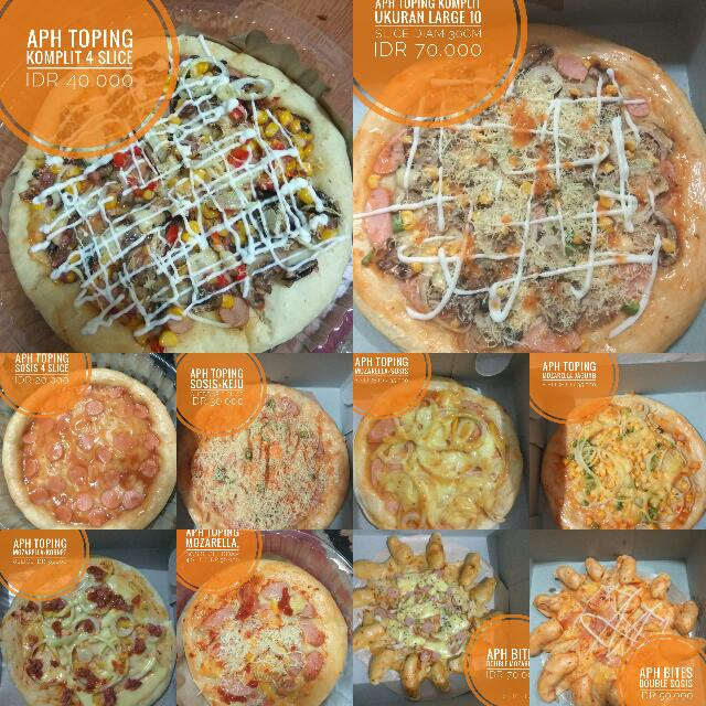 Annisa pizza homemade