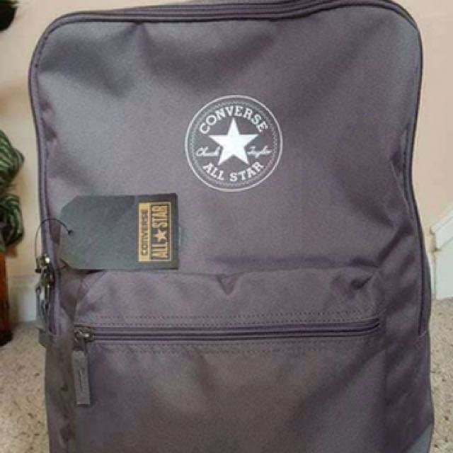Authentic Converse All Stars backpack