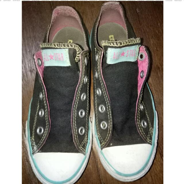 authentic converse for girls