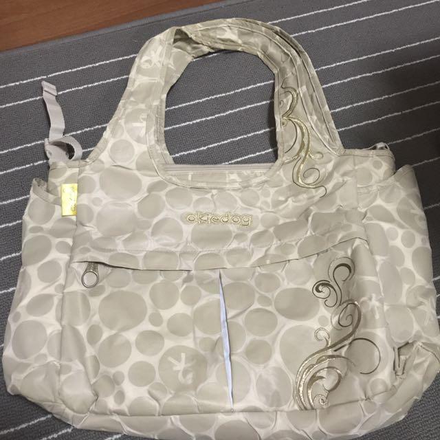 Authentic Okiedog Diaper Bag