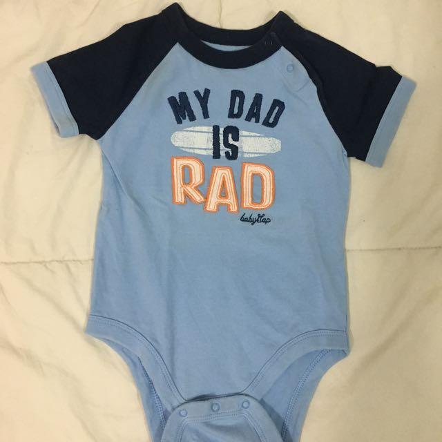 Baby Gap Boy's Onesie
