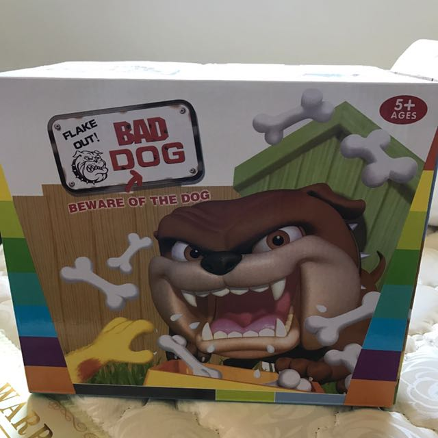 Bad Dog Family Game