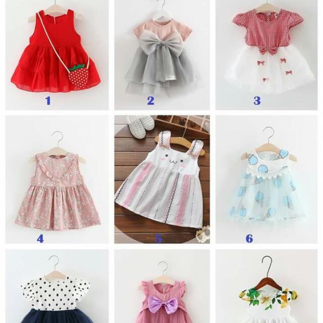 86 Model Baju Baby Kembang Terbaik