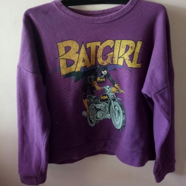 Batgirl Sweated