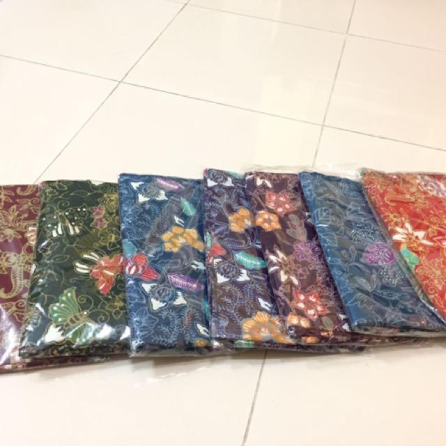 Batik Cap Solo 112cm X 104cm
