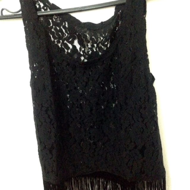 Black Islet Top