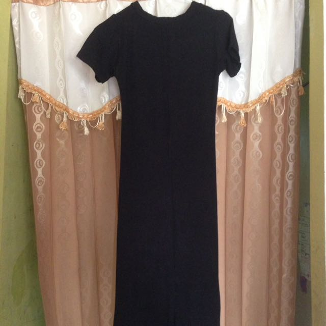 BODYCON LONG DRESS UNBRANDED