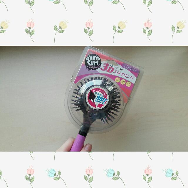 Bomb Curl Brush