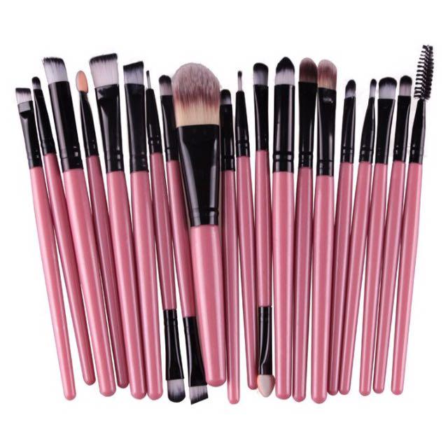 Brush 20pcs Set Brushes