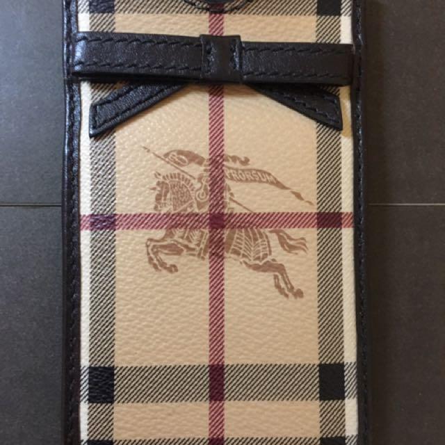 Burberry Card holder case